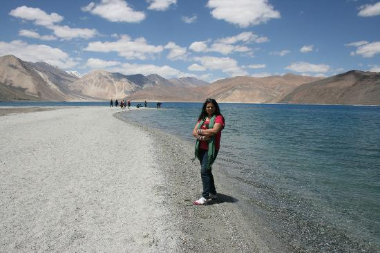 Pangong Tso Lake Tour Packages