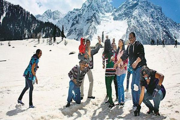 Leisure Tourism In Kashmir
